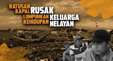 Kapal Baru untuk Korban Tsunami Selat Sunda
