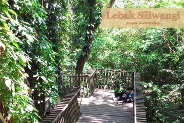 Tree Tagging Lebak Siliwangi Part 1