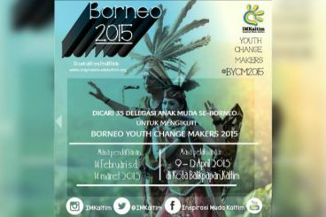 Borneo Youth Change Makers 2015