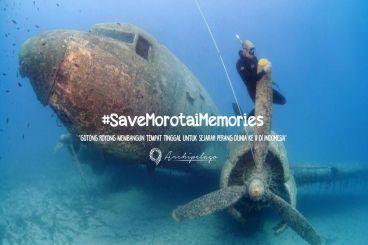 #SaveMorotaiMemories