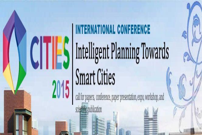 Riset Tata Ruang International Conference CITIES