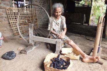 Weaving, The Spirit of Yogyakarta