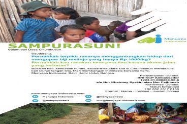 Pembangunan Desa Cikumbueun, Banten