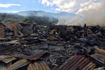 Bantu Pengungsi Tolikara, Papua. [Butuh Segera]