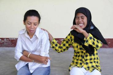 Beasiswa Untuk Ati - Survivor dari Flores