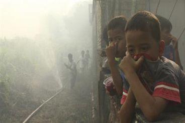 #MelawanAsap: Masker dan Oksigen Untuk Riau