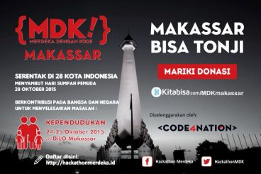 Hackathon Merdeka 2.0 Makassar