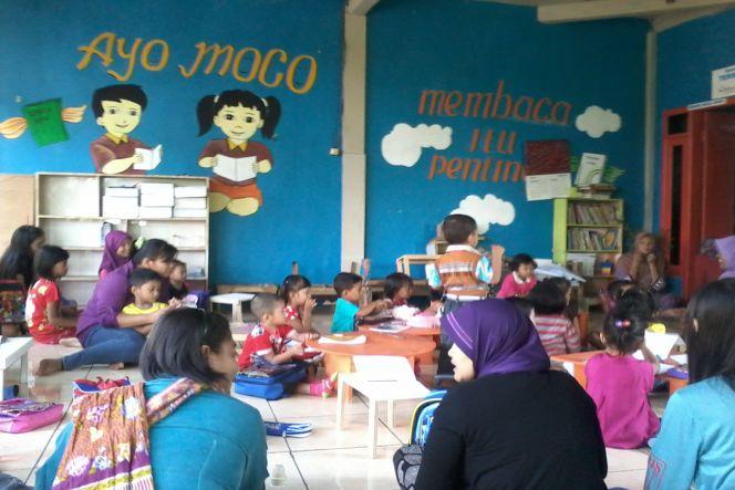 Software edukasi untuk anak sd