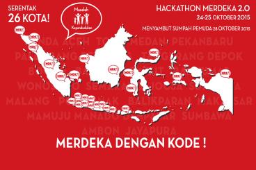Bantu Para Finalis Hackathon Merdeka 2.0!