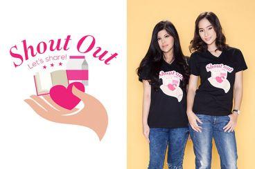 Shout Out - Tatjana & dita