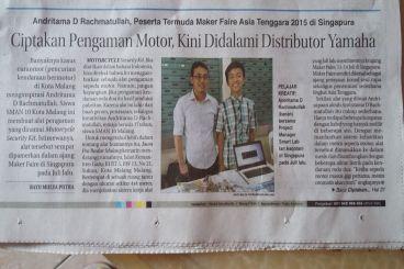 #IndonesiaBebasBegal : Andromedia Security Kit