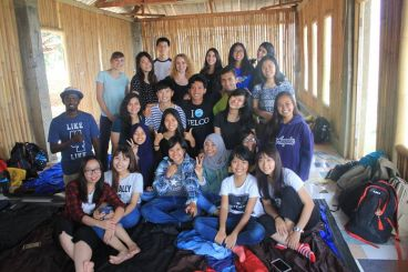 iGreen Project Winter 2015 (AIESEC & Greeneration)