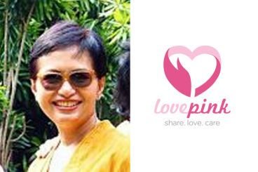 Friends of Lovepink - Aini Sani Hutasoit