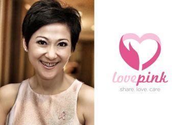 Friends of Lovepink - Madelina Mutia