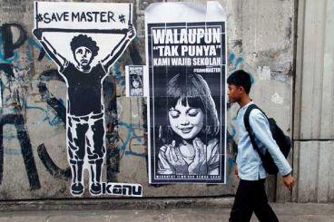 #SaveMaster (Sekolah Gratis MASTER Indonesia)