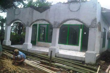 Perbaikan Musollah