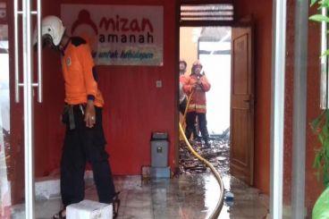 Donasi untuk Asrama yatim Mizan Amanah