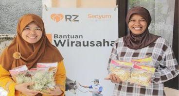 Program Bantuan Wirausaha Untuk Dhuafa Mandiri