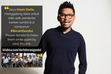 #BeraniGundul - Imam Darto