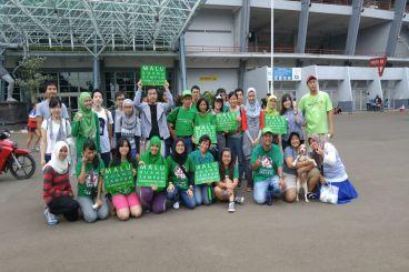 Irene untuk Ambon #BebasSampah2020