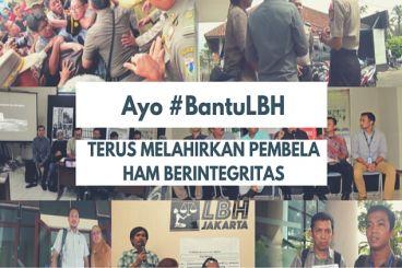 #BantuLBHJakarta