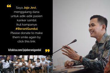 #BeraniGundul - Jojo Jovi