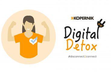 Digital Detox Challenger - Ina Saptiono