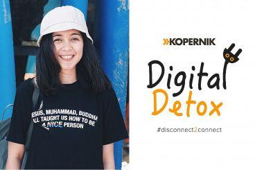 Digital Detox Challenger - Feby Ramadhani