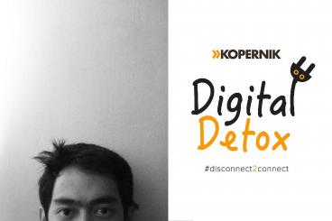 Digital Detox Challenger - Ibnu Lukman