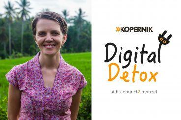 Digital Detox Challenger - Ewa Wojkowska