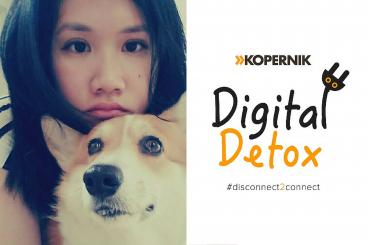 Digital Detox Challenger - Lana Kristanto