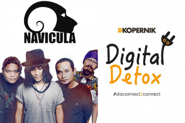 Digital Detox Challenger - Navicula Music
