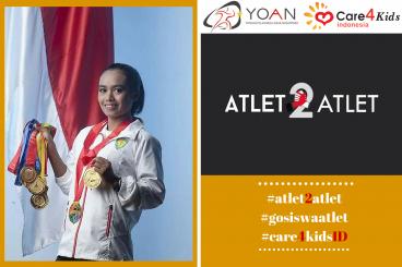 #Atlet2Atlet - Bantu Ka Triya Selamatkan Sekolahku