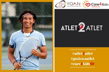 #Atlet2Atlet-Bantu Ka Christo Selamatkan Sekolahku