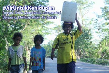 #AirUntukKehidupan - WALHI