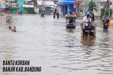 Yuk Bantu Korban Banjir Kabupaten Bandung