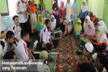 #SedekahPesantren Yayasan CRB Bogor 01