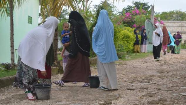#SedekahPesantren Sumur Bor untuk Kupang NTT