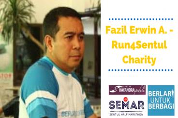 SentulCharity #1 - Fazil Erwin Alfitri