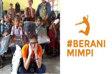 #BERANIMIMPI - Kamu Donasi Aku Pakai Kostum Disney