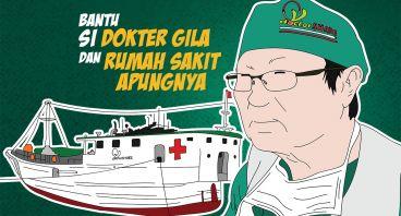 RS Apung Gratis Untuk Rakyat Di Timur Indonesia