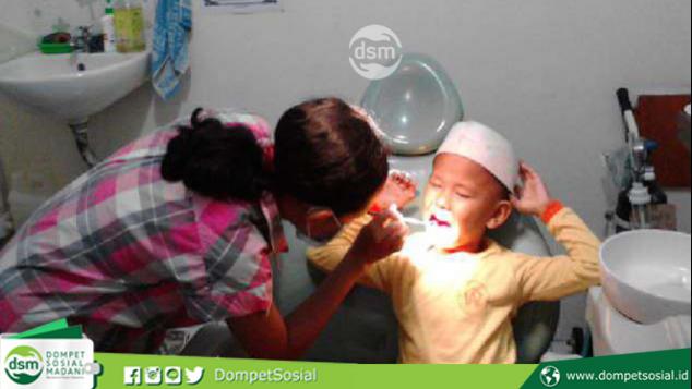 Sedekah Klinik Gratis untuk Dhuafa