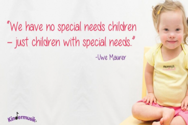 SUPPORT CHILDREN WITH SPECIAL NEEDS