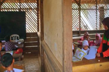 Yuk,bantu bangun sekolah di Talegong,pelosok Garut