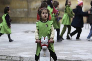 #MariMembantu Anak-Anak Aleppo