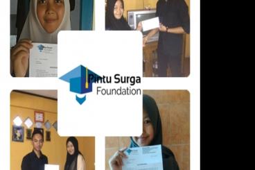 Bantu Pendidikan Anak Kurang Mampu / Yatim Piatu