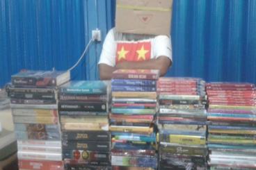 Giatkan Literasi di Sekolah