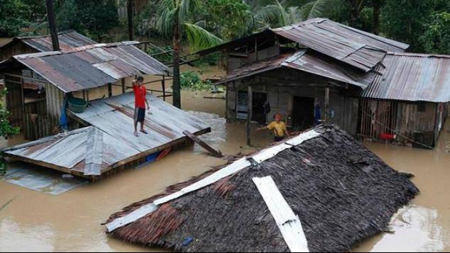 Baleendah: Selalu Tergenang Banjir Berbulan-bulan