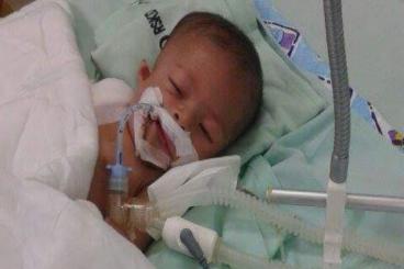 Bantu Baby Hamdan berjuang hidup