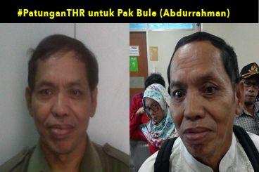Bantu Pengobatan Pak Bule (Abdurrahman)